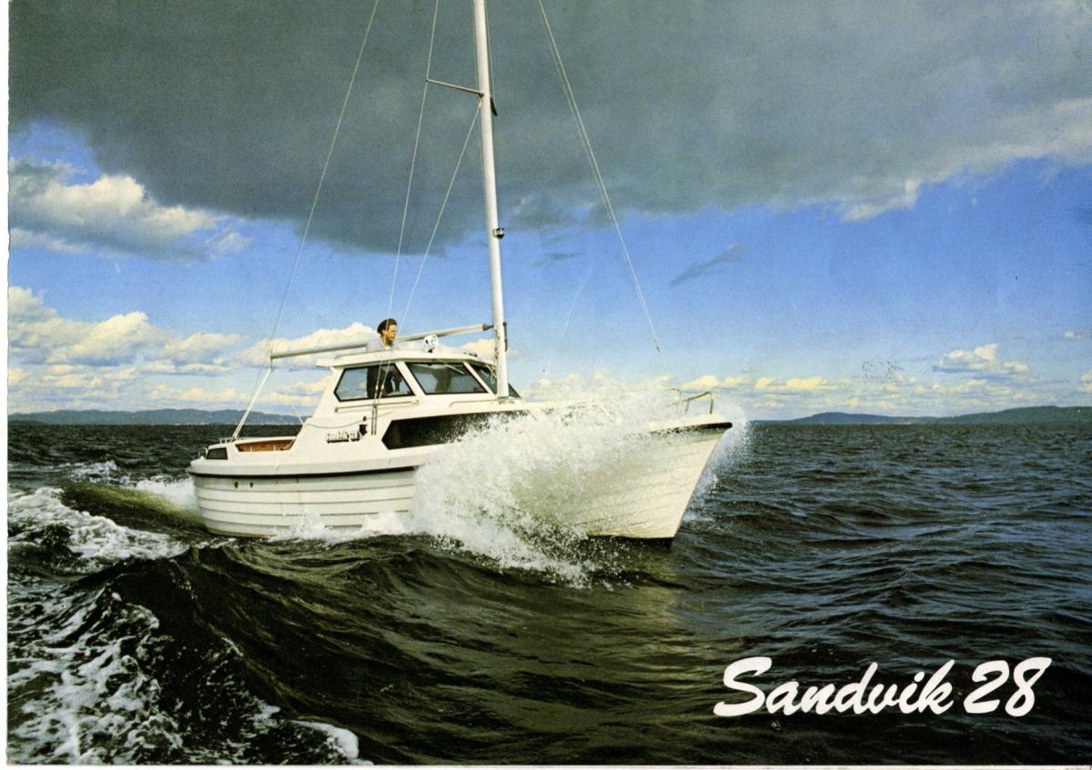 Sandvik 28 s1