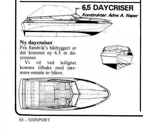 Sandvik 22 Windjammer 1977